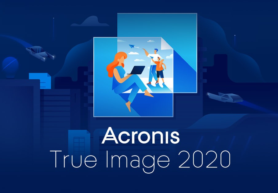 Acronis True Image 2020 Upgrade Key (Lifetime / 1 Device)