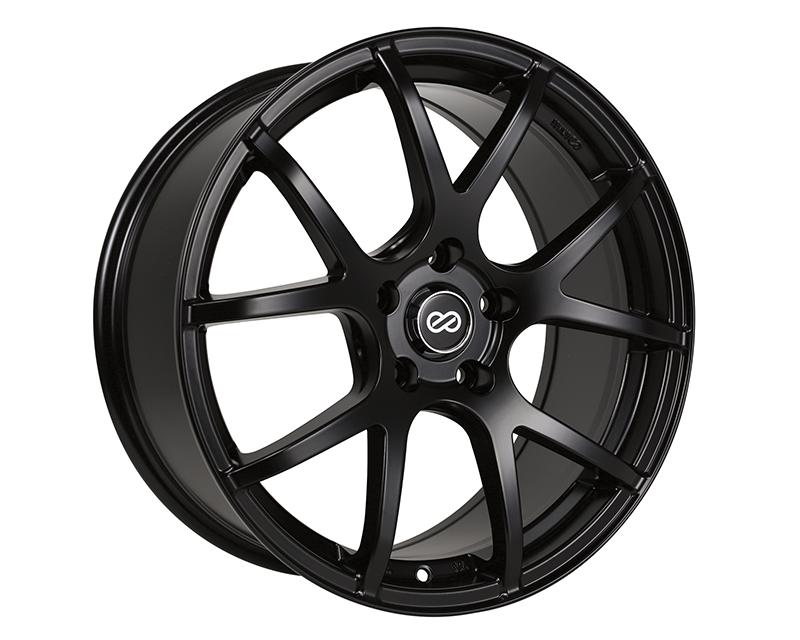 Enkei M52 Wheel Performance Series Black 18x8 5x120 32mm