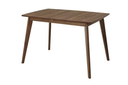 Arcade Collection D829-10 Butterfly Table in Walnut