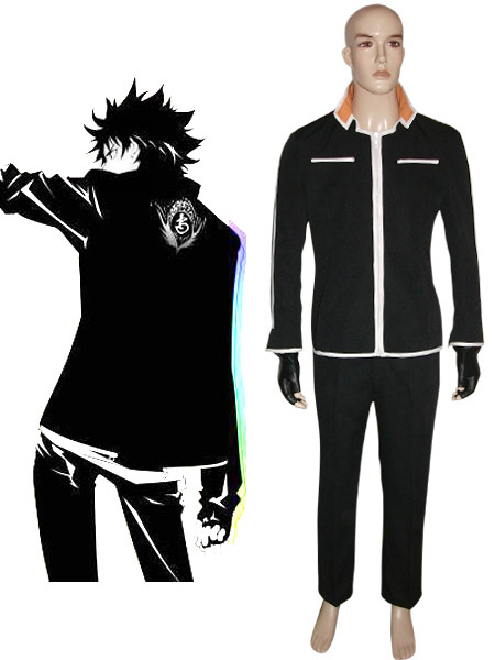Milanoo Halloween Traje de Ikki para cosplay de Air Gear