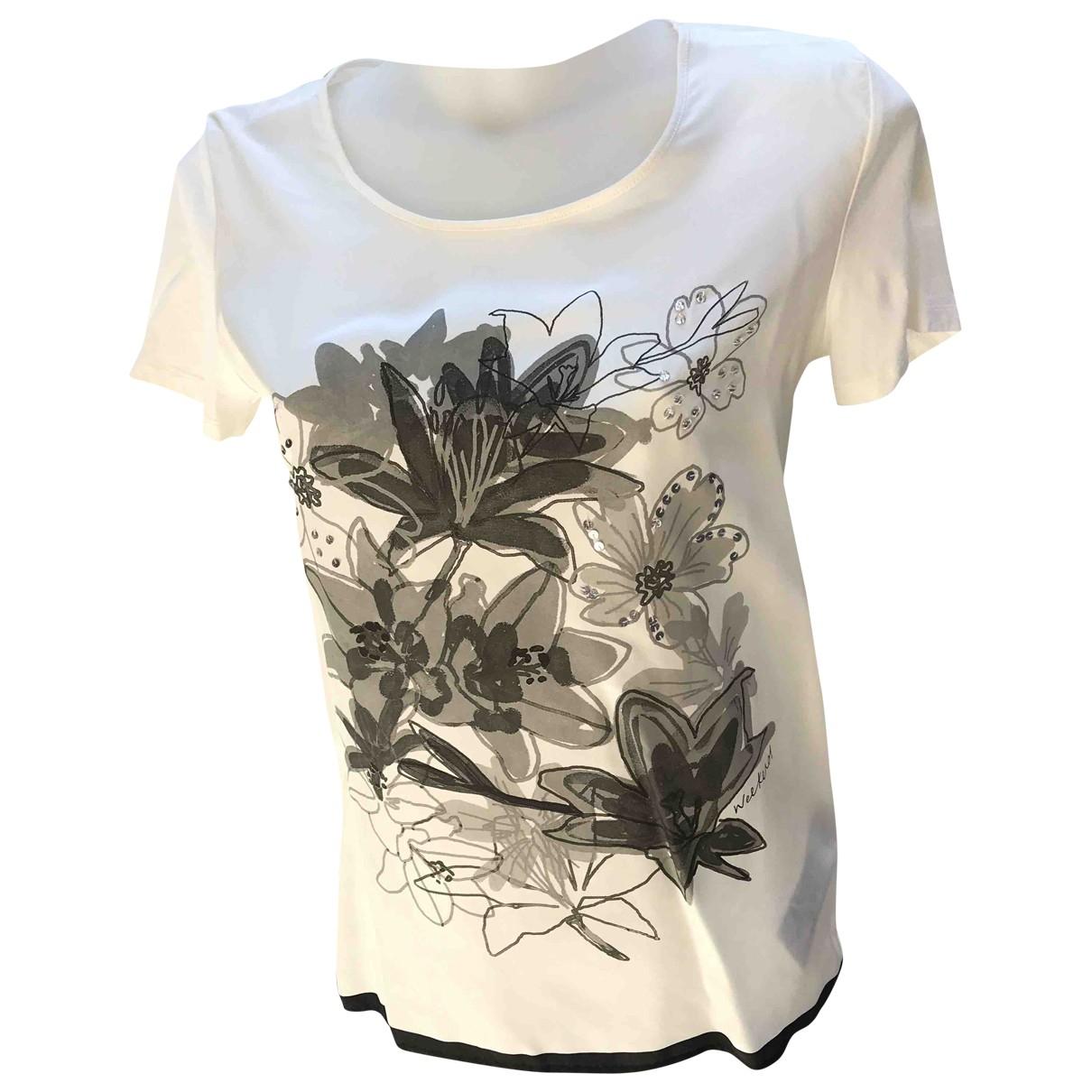 Camiseta de Seda Max Mara