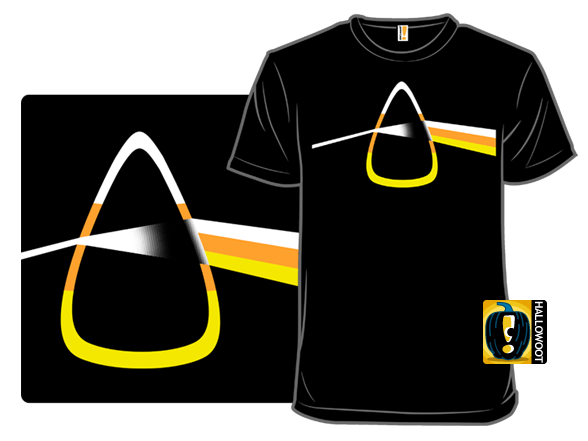 Dark Side Of The Candy Corn T Shirt