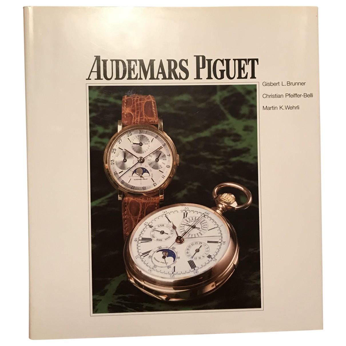 Audemars Piguet \N Mode in  Weiss Holz