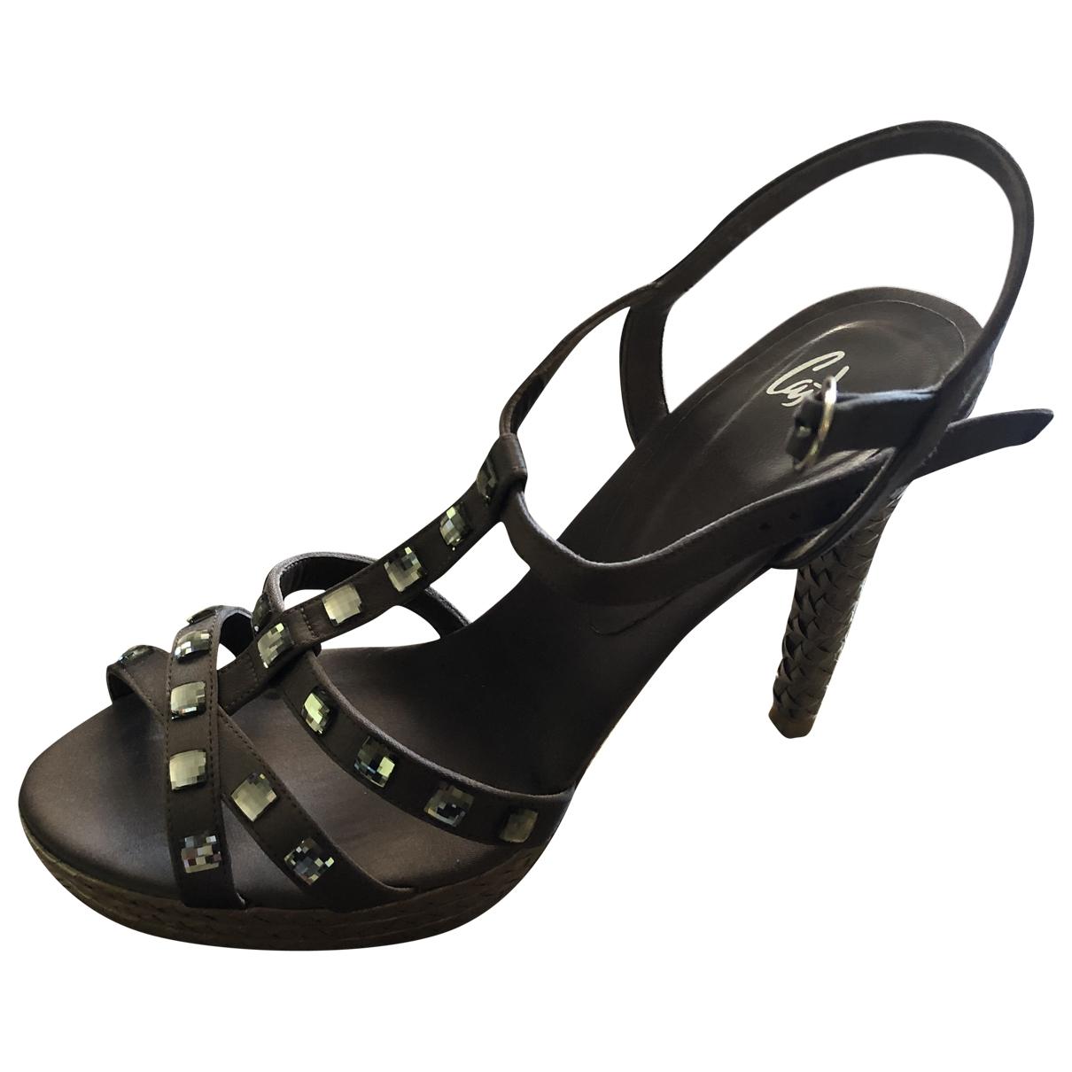 Castaner - Sandales   pour femme en cuir