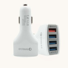 1pc USB & Type-C Car Phone Charger