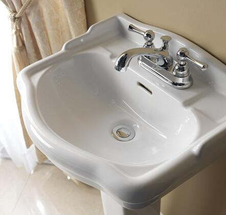 B/3-871WH Stanford 460 Basin  One-Hole