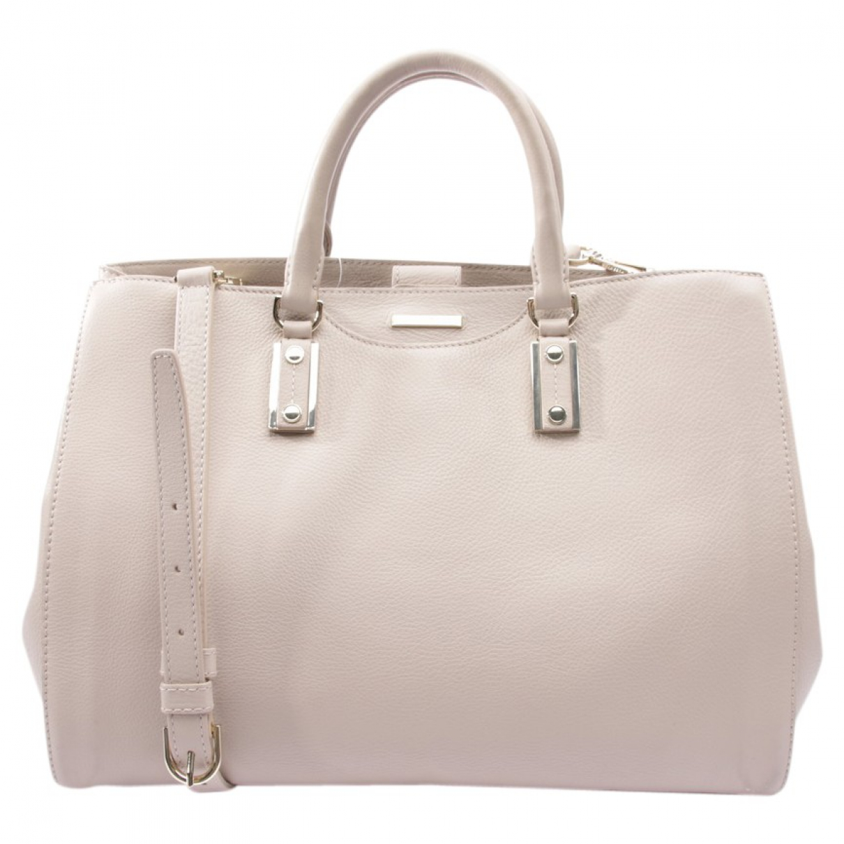Hugo Boss \N Beige Leather handbag for Women \N