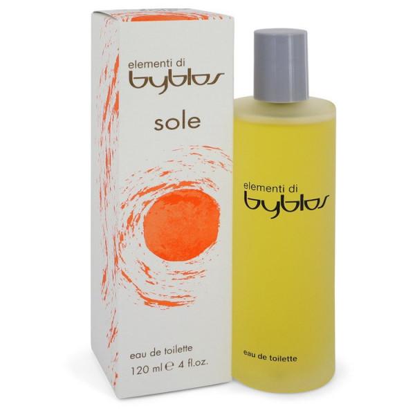 Sole - Byblos Eau de toilette en espray 120 ml