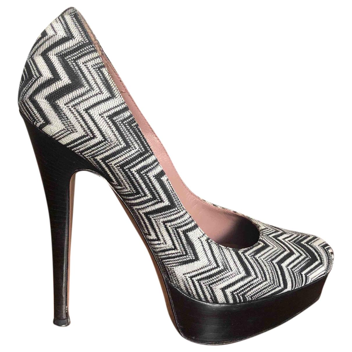 Missoni \N Cloth Heels for Women 37 EU