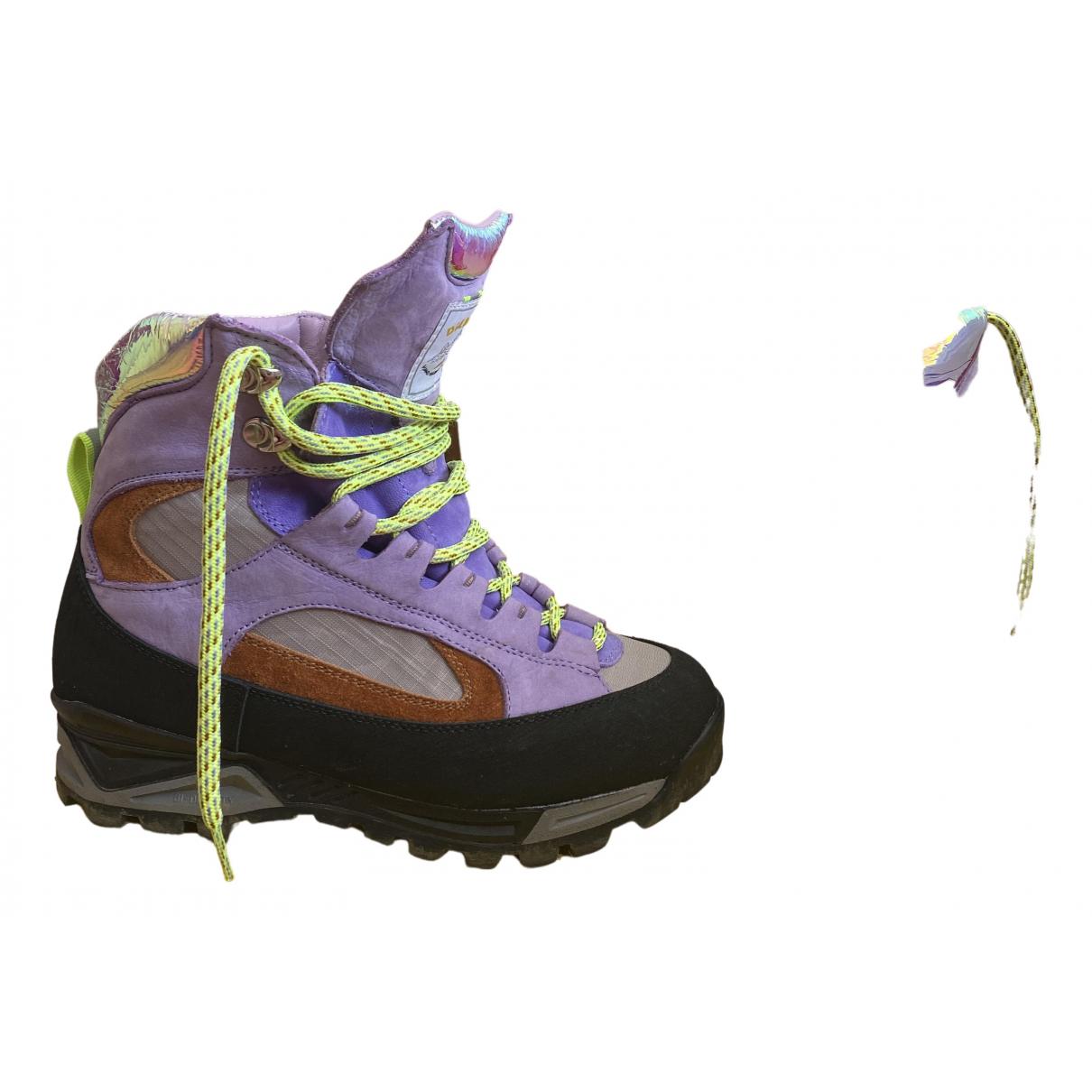 Diemme \N Multicolour Leather Boots for Women 37 EU