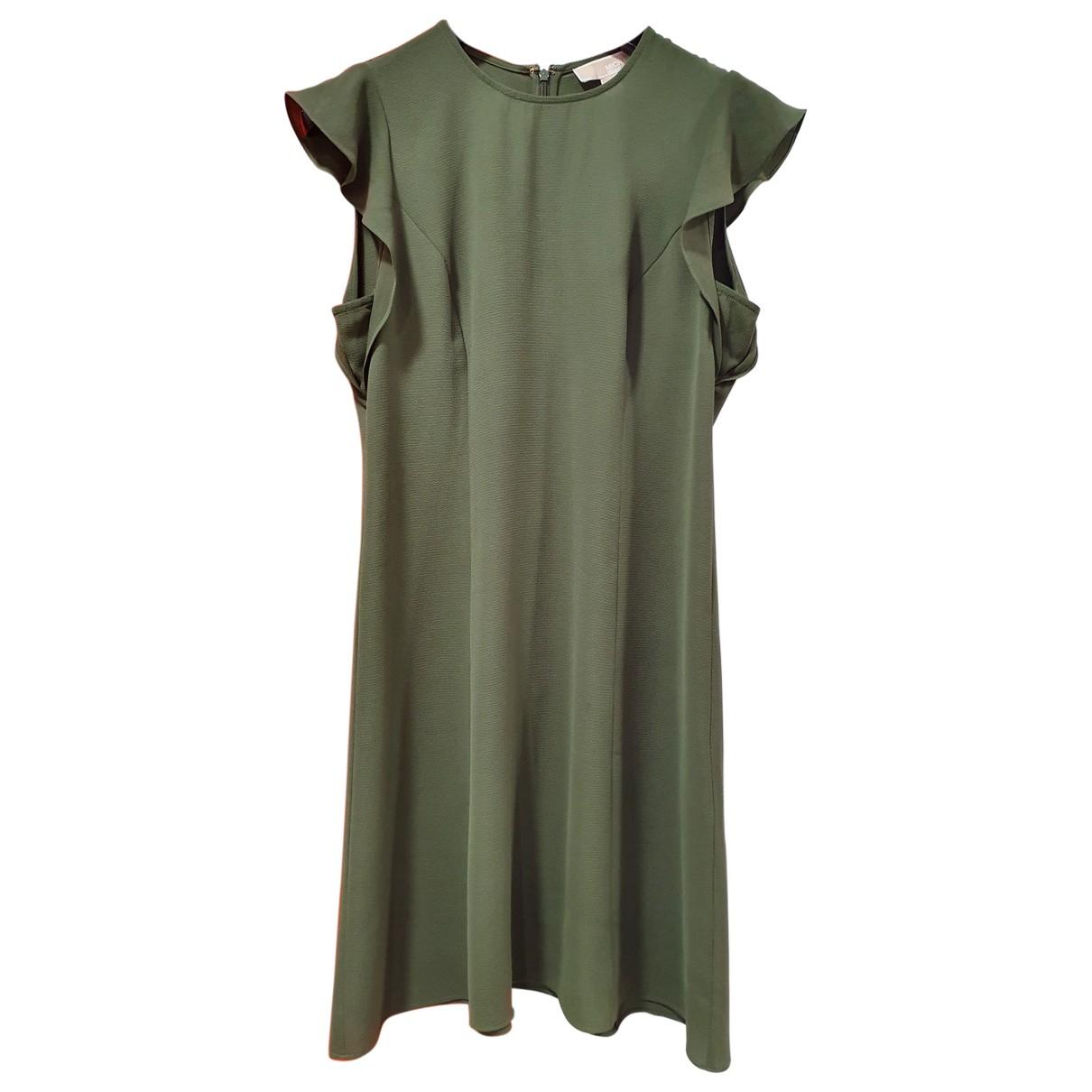 Michael Kors \N Khaki dress for Women 36 FR