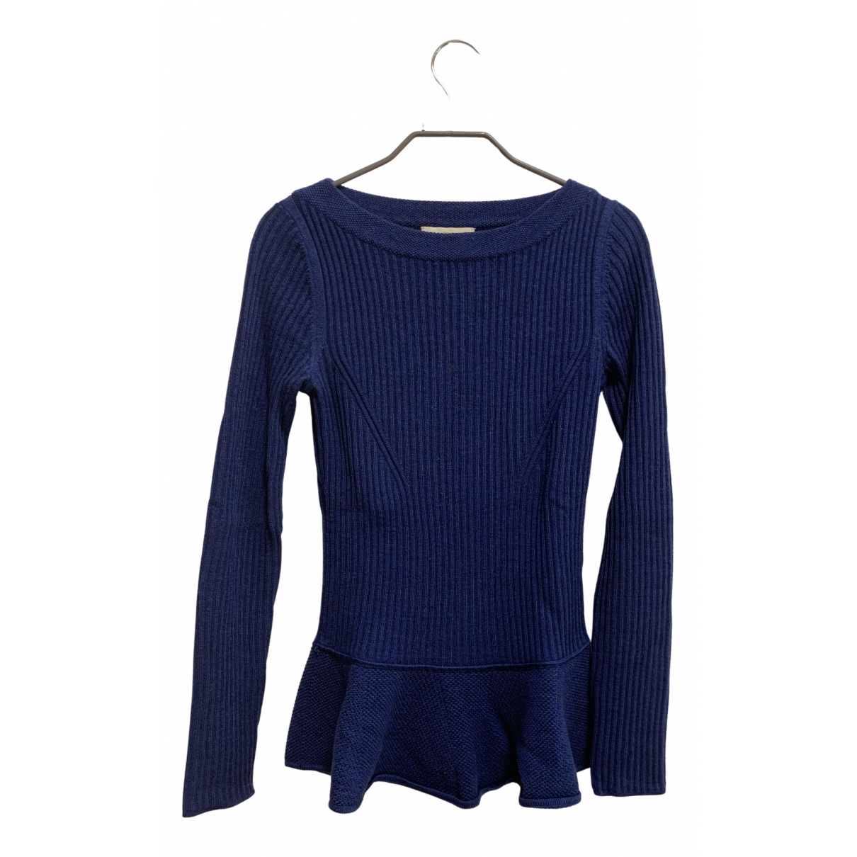 Tory Burch \N Blue Wool Knitwear for Women XS International