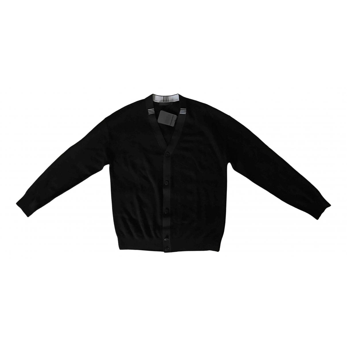 Alexander Wang \N Pullover.Westen.Sweatshirts  in  Schwarz Wolle