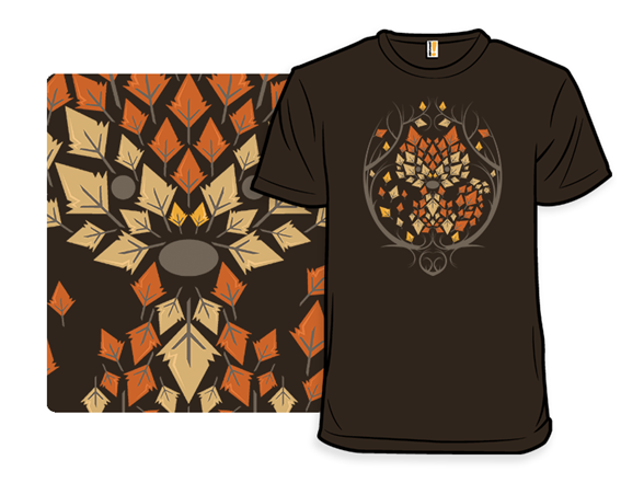 Harvest Fox T Shirt