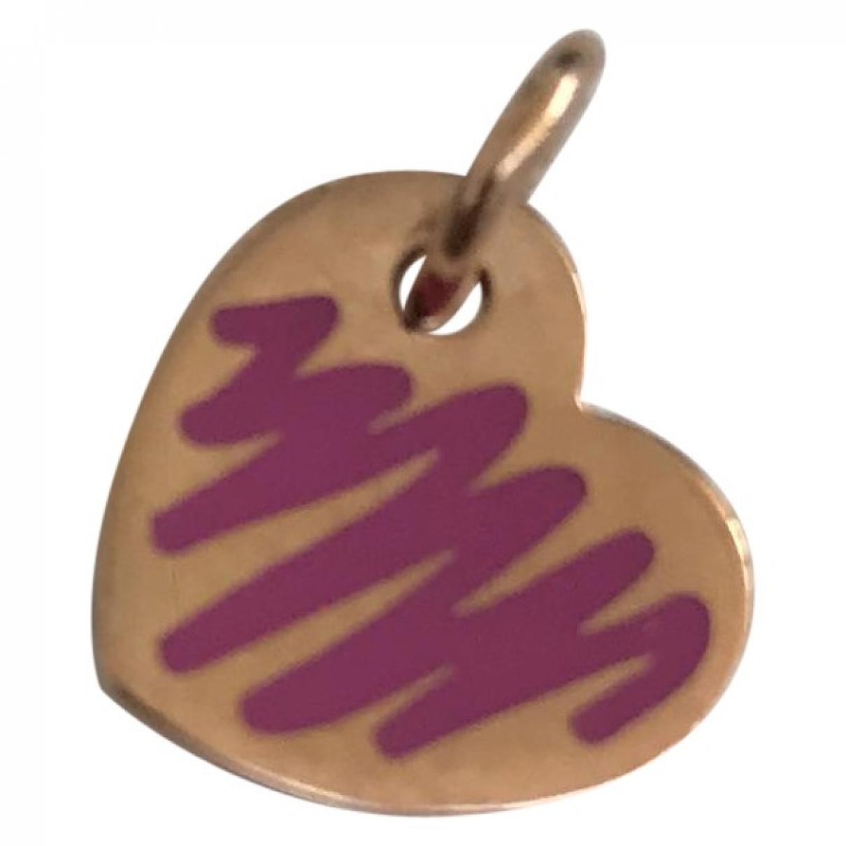 Dodo Pomellato - Pendentif Coeur pour femme en or rose
