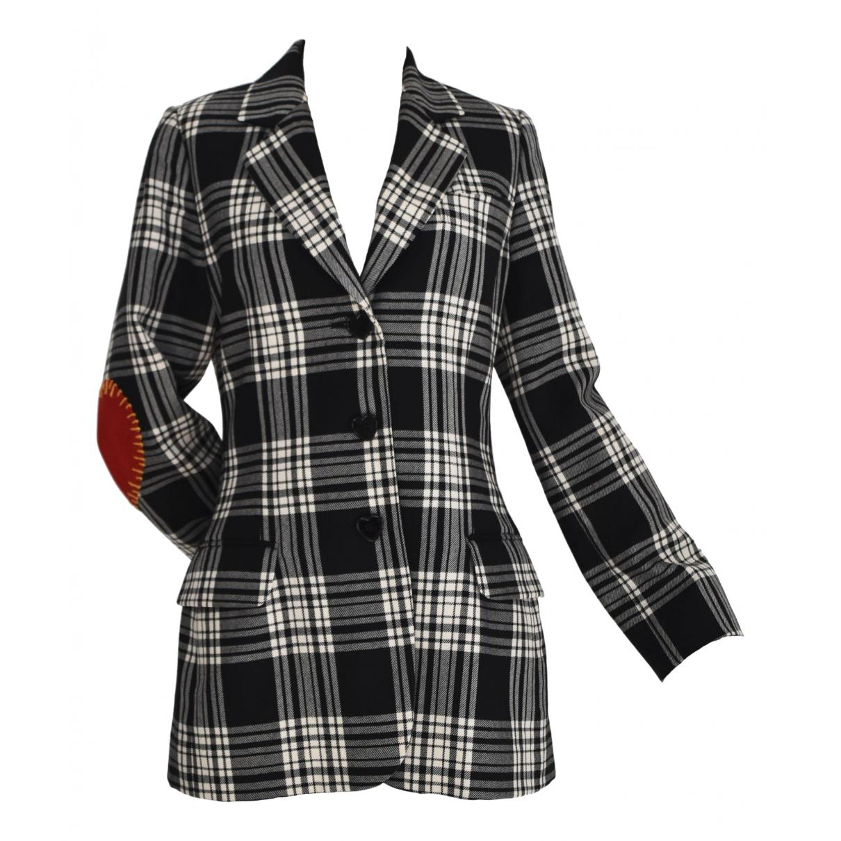Moschino \N Black Wool jacket for Women M International