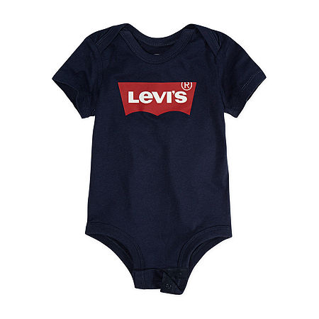 Levi's Baby Boys Bodysuit, 3 Months , Blue