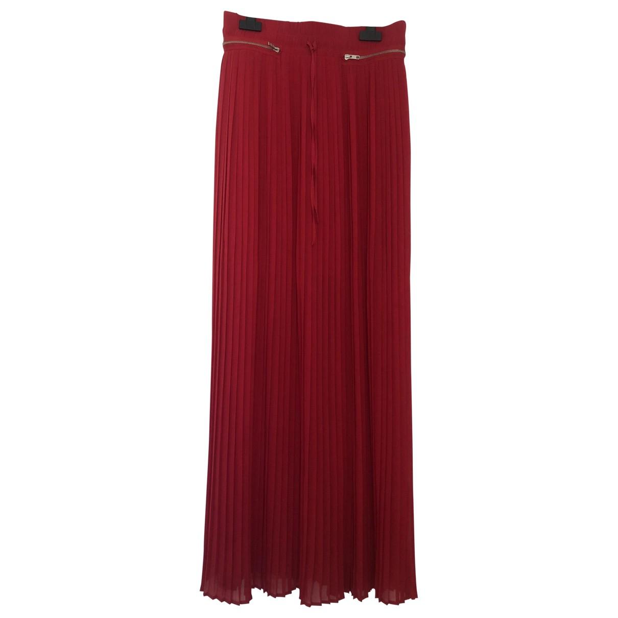 The Kooples - Jupe   pour femme - rouge
