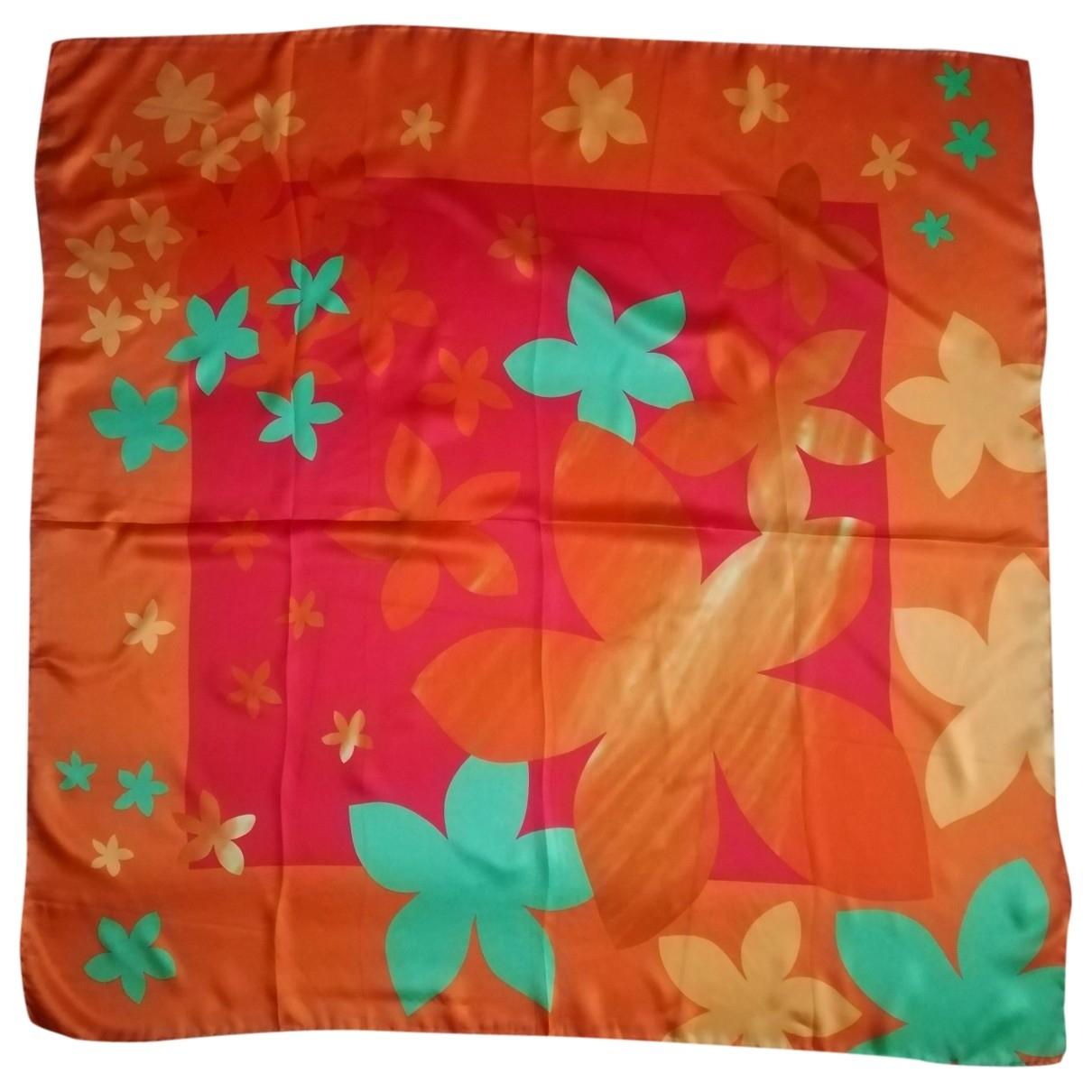 Giorgio Passigatti \N Multicolour Silk scarf for Women \N