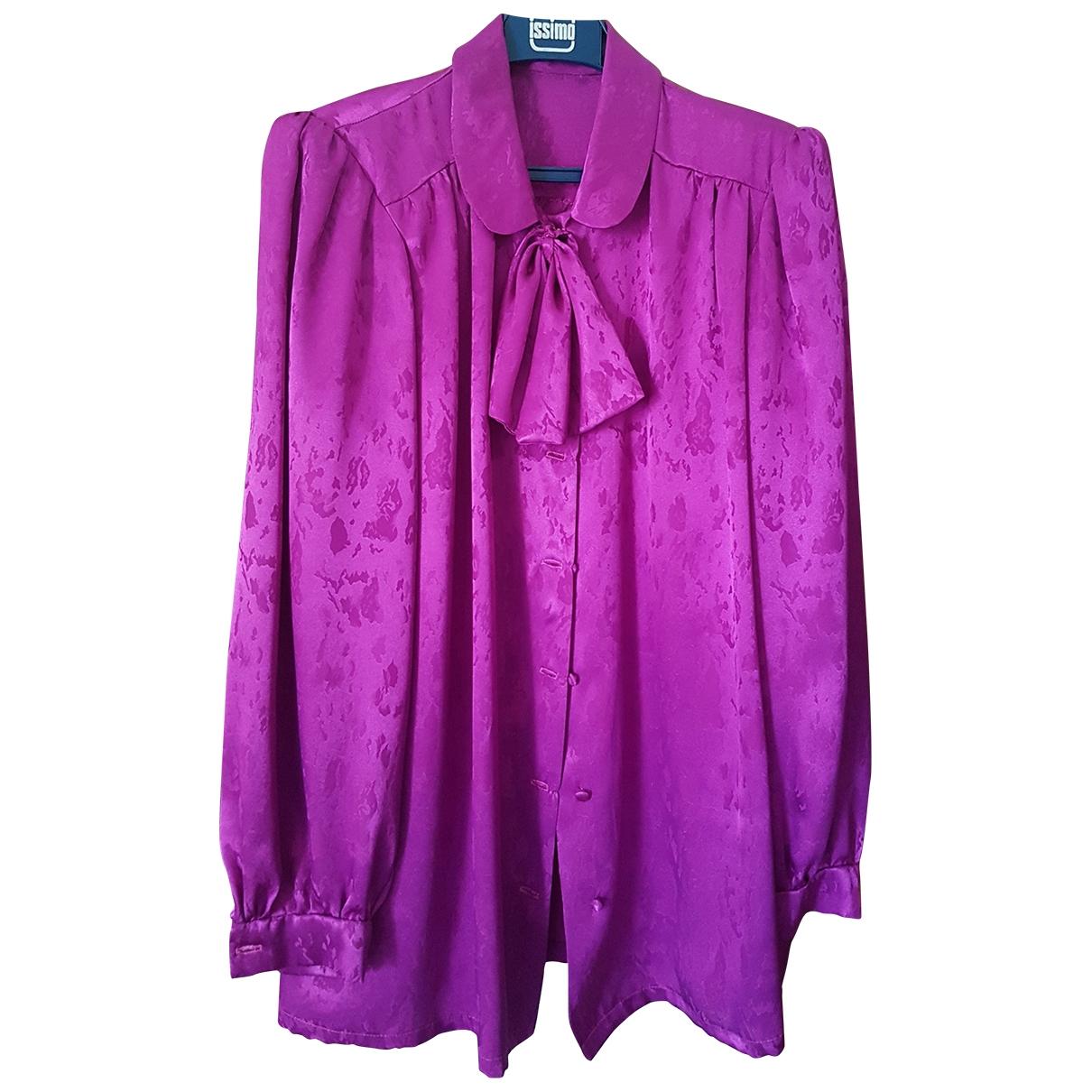 - Top   pour femme - violet