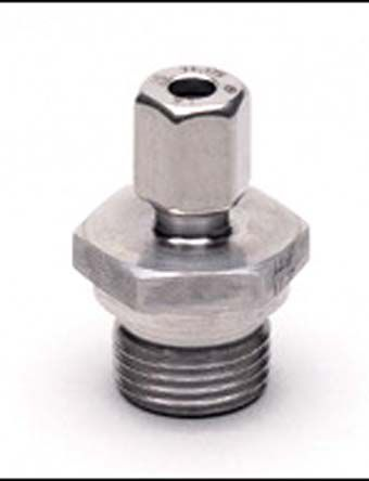 ifm electronic Progressive Ring Fitting for use with Temperature Sensors