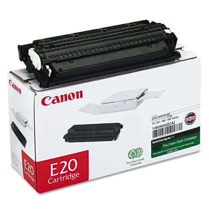 Canon E20 1492A002 Original Black Toner Cartridge