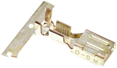 TE Connectivity , Dynamic 5000 Female Crimp Terminal Contact 10AWG 179956-6 (10)
