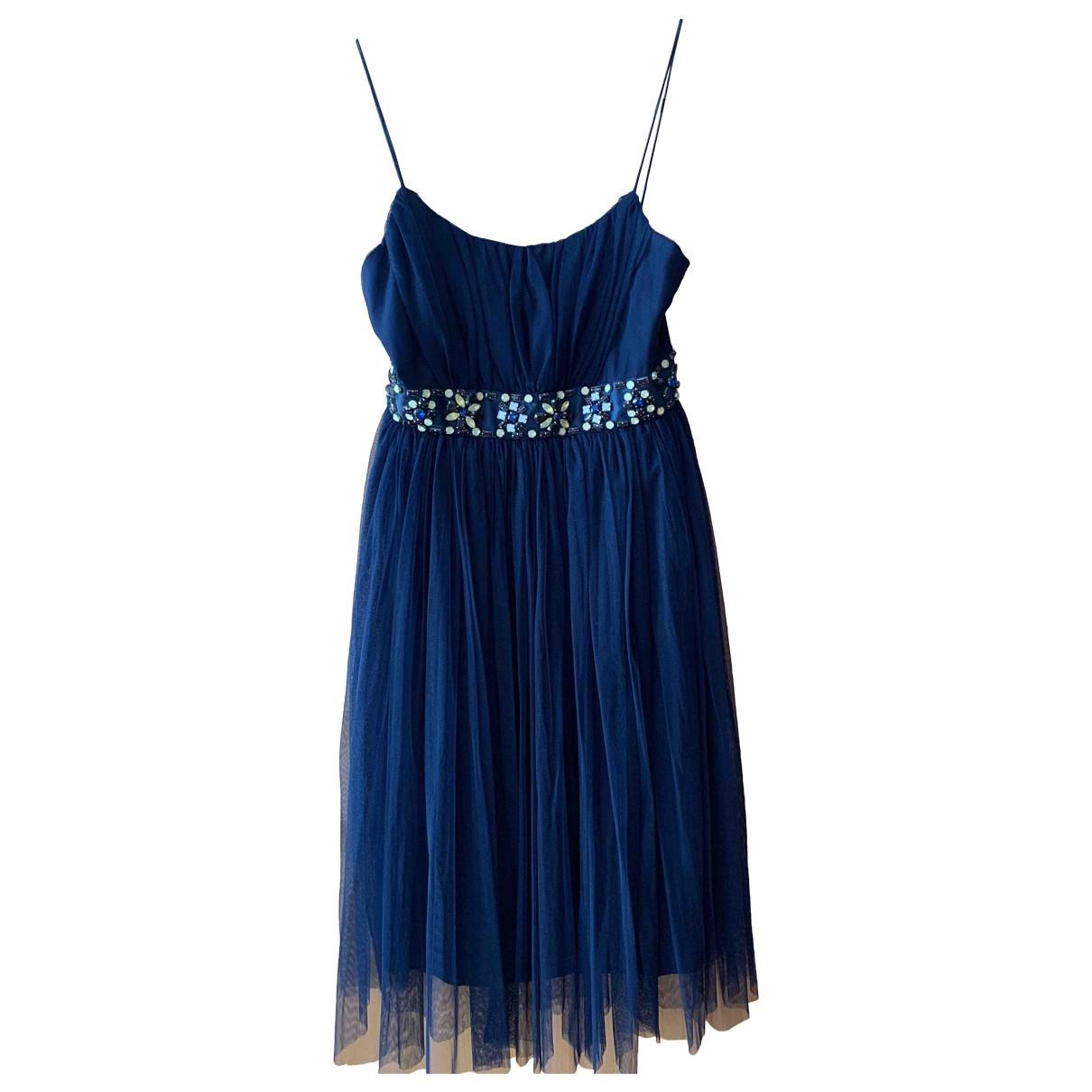 Needle & Thread - Robe   pour femme - marine