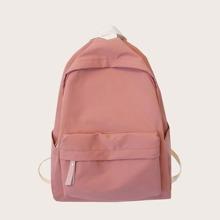 Girls Pocket Front Backpack