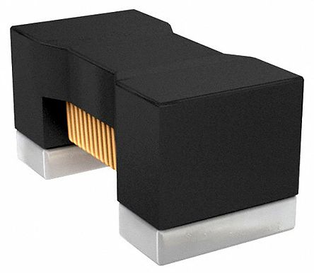 Murata , LQW18A, 0603 (1608M) Wire-wound SMD Inductor 6.2 nH ±0.5nH Wire-Wound 750mA Idc Q:35 (10)