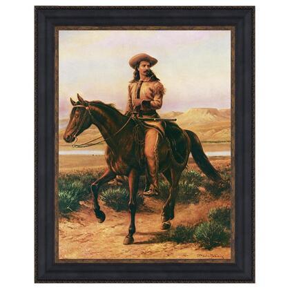 DA4953 30X40 Buffalo Bill On Charlie 1865
