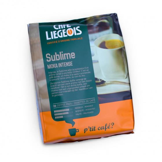 """Kaffeepads Cafe Liegeois """"Sublime"""", 36 Stk."""