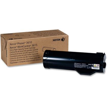 Xerox 106R02731 16R2731 Original Black Toner Cartridge Extra High Yield