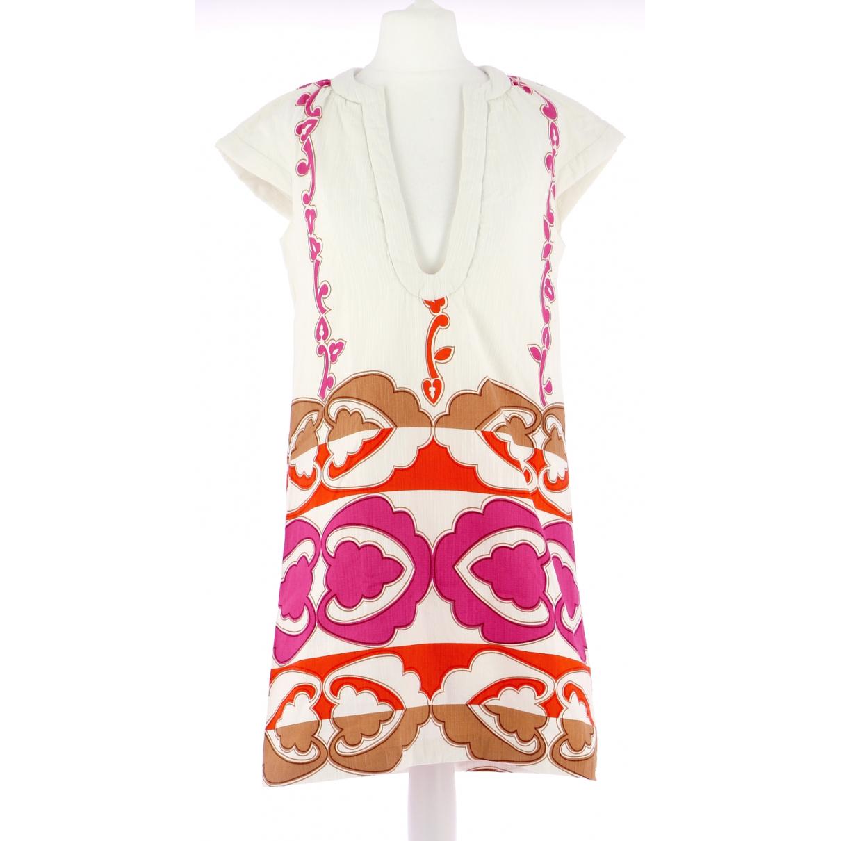 Tara Jarmon N Multicolour Cotton dress for Women 38 FR