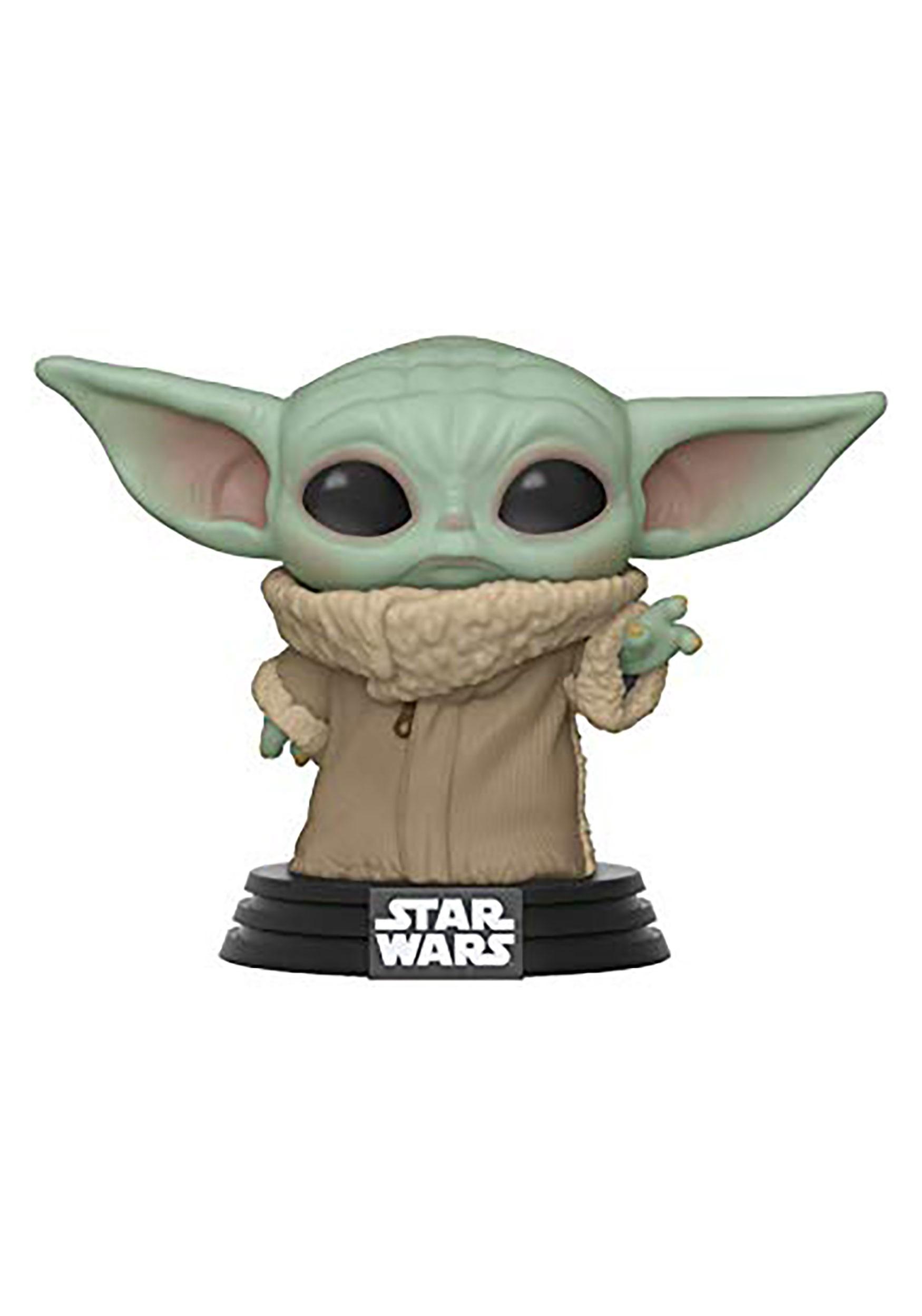 Pop! Star Wars: The Child - Mandalorian Bobblehead Figure