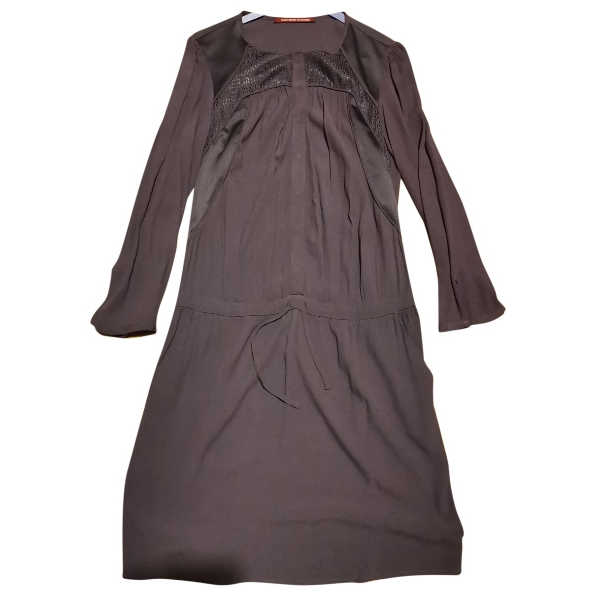 Comptoir Des Cotonniers \N Grey dress for Women 36 FR