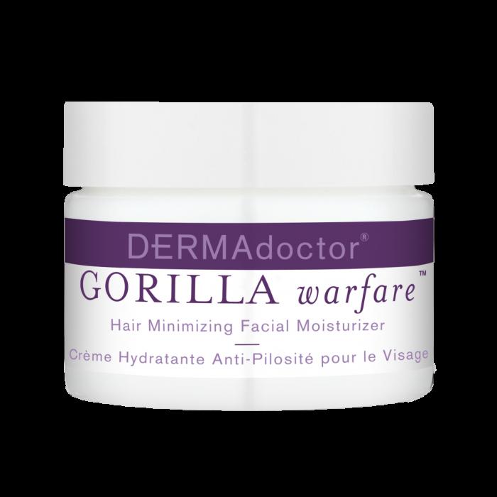 Gorilla Warfare Hair Minimizing Facial Moisturizer