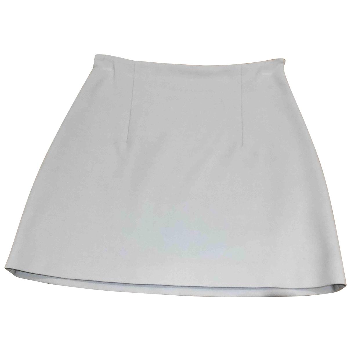 Mini falda Off-white