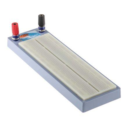 RS PRO Breadboard Prototyping Board 201 x 64 x 18.5mm
