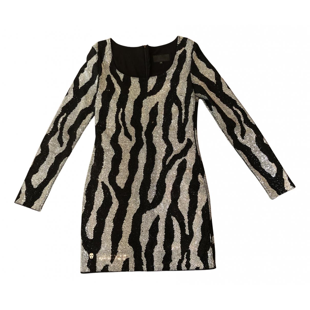 Mini vestido Philipp Plein