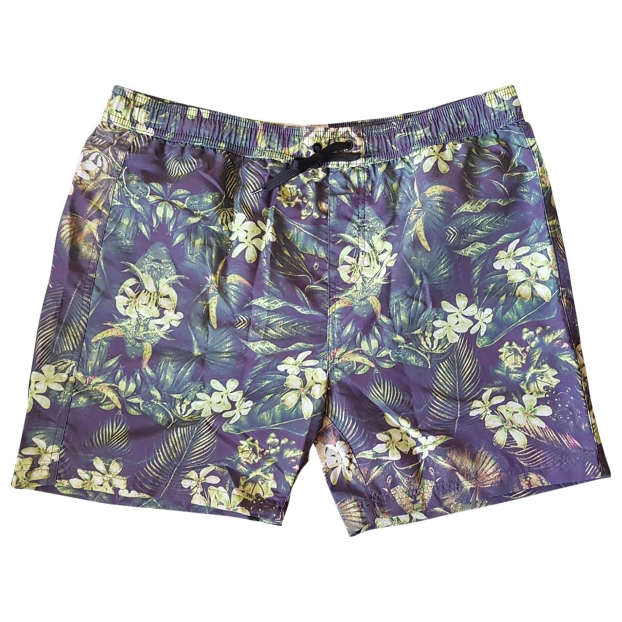 Eleven Paris \N Multicolour Shorts for Men XL International