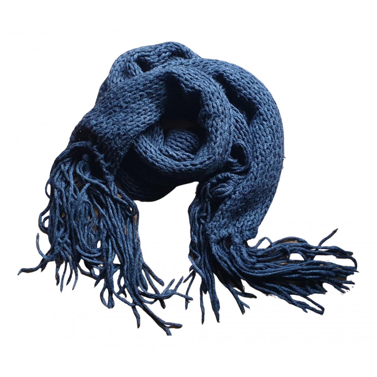 Zadig & Voltaire N Grey Wool scarf for Women N