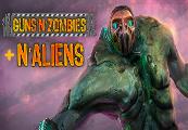 GunsNZombies + NAliens DLC Steam Gift