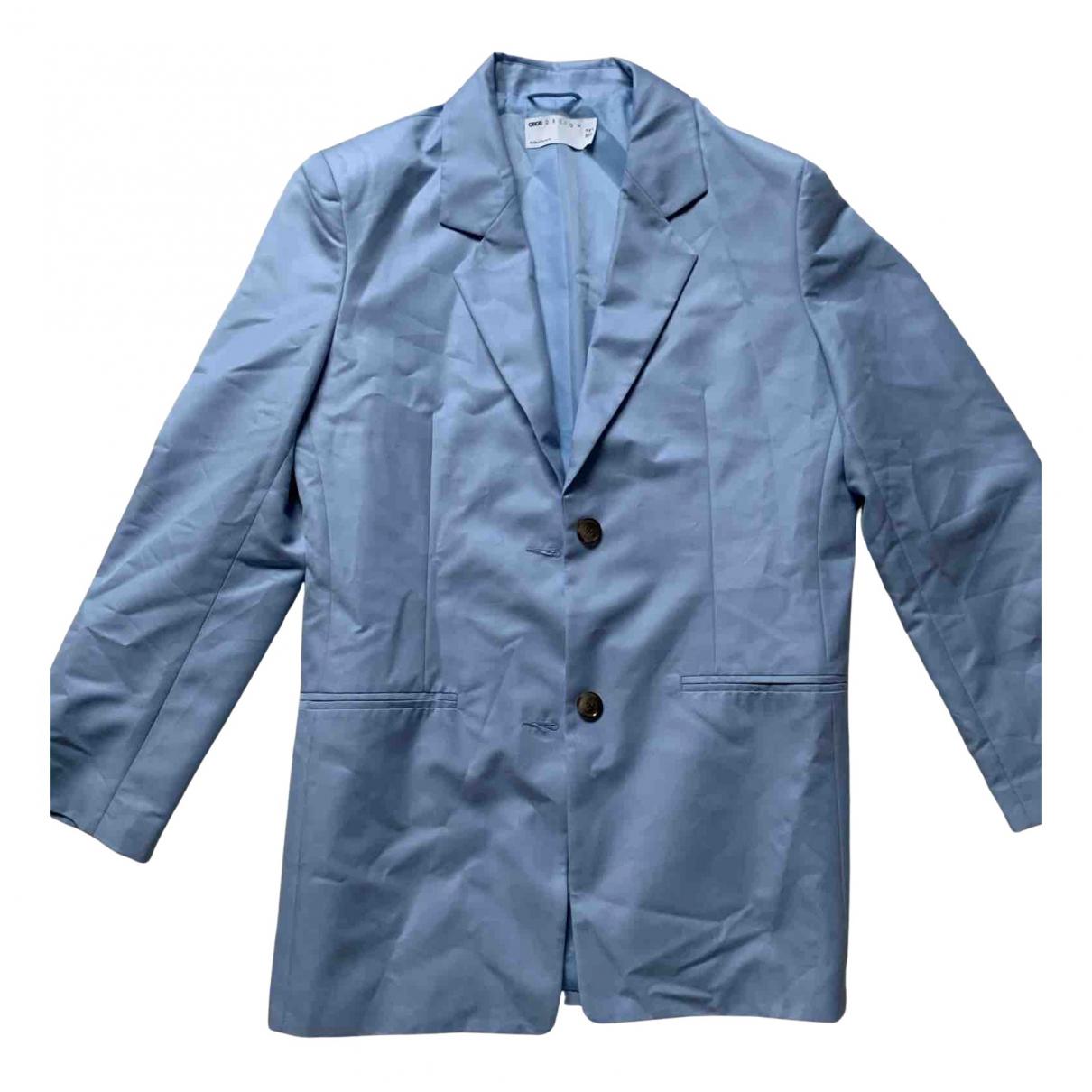 Asos - Veste   pour femme - bleu