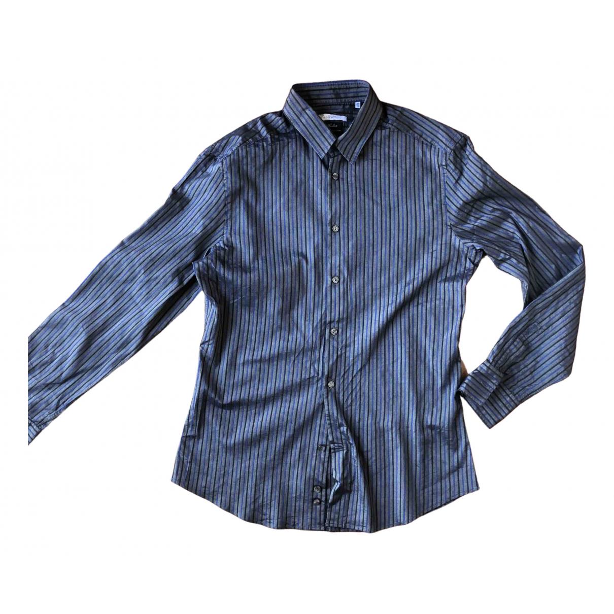 Versace - Chemises   pour homme - gris