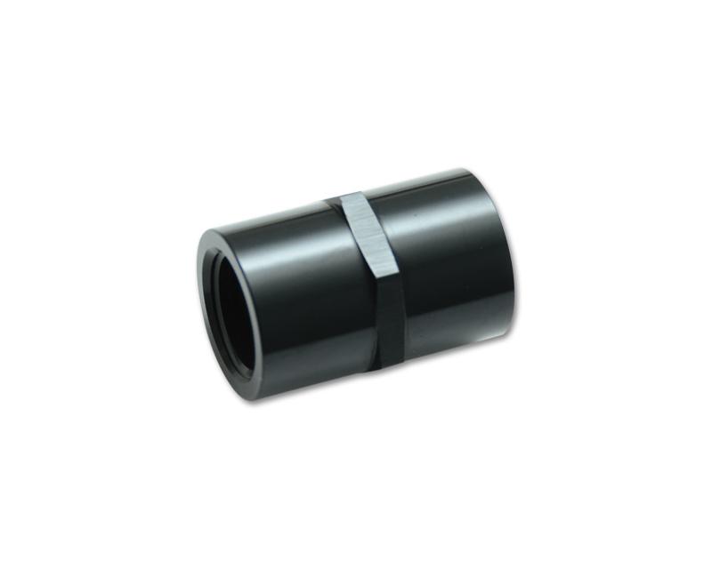 Vibrant Performance 10381 Anodized Black 1/4