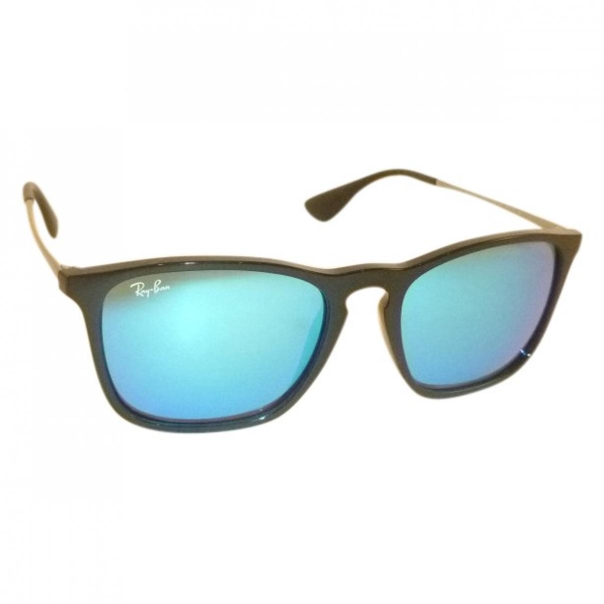 Ray-ban Erika Black Sunglasses for Men \N