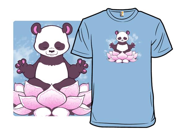 Zen Panda T Shirt