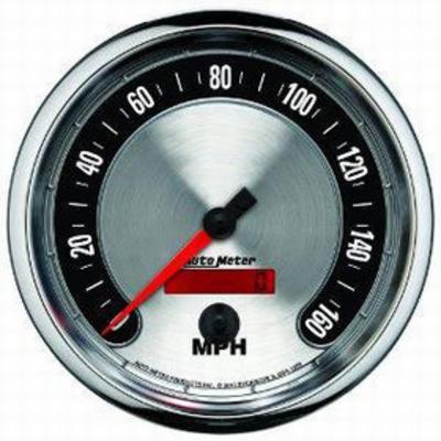 Auto Meter American Muscle Speedometer, 5 Inch - AMG1289