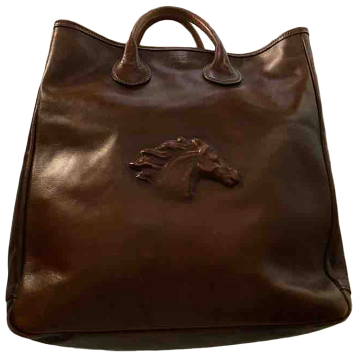 Ritz Saddler - Sac a main   pour femme en cuir - marron